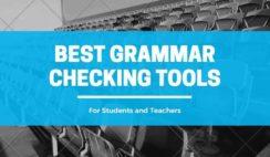 Best Grammar Checking Tools