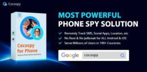 CocoSpy Android KeyLogger