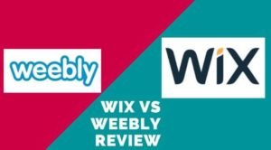Wix VS Weebly Reviews