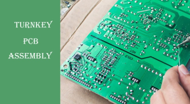 What is a turnkey PCB assembly?