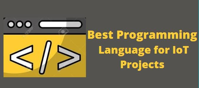Best Programming Languages for IoT Projects
