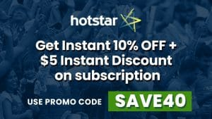 hotstar us promo code
