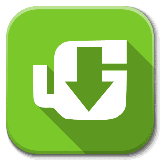 uget download manager to download and manage videos